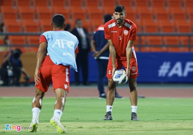 truc tiep U23 THAI Lan vs Bahrain anh 12
