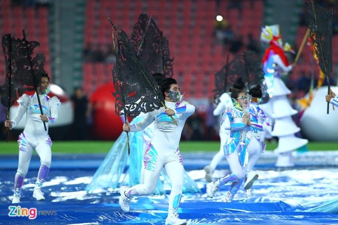 truc tiep U23 THAI Lan vs Bahrain anh 15