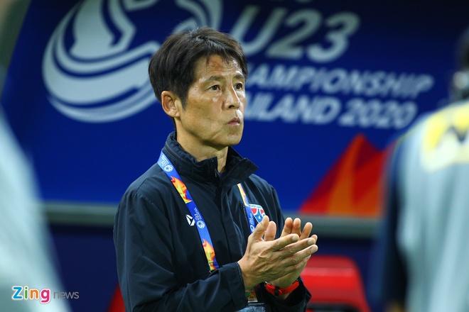 truc tiep U23 THAI Lan vs Bahrain anh 17