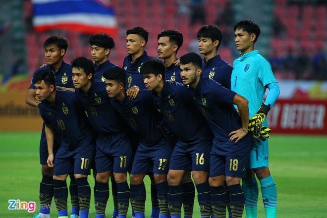 truc tiep U23 THAI Lan vs Bahrain anh 19