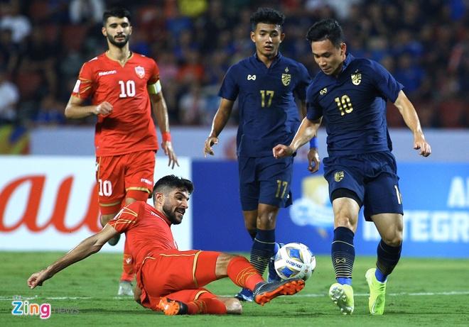 truc tiep U23 THAI Lan vs Bahrain anh 25