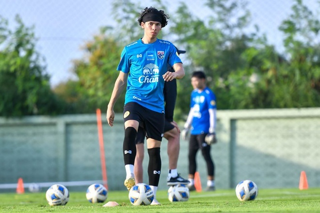 truc tiep U23 THAI Lan vs Bahrain anh 5