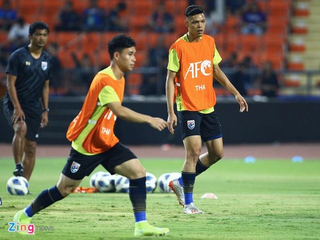 truc tiep U23 THAI Lan vs Bahrain anh 7