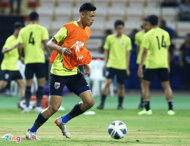 truc tiep U23 THAI Lan vs Bahrain anh 8