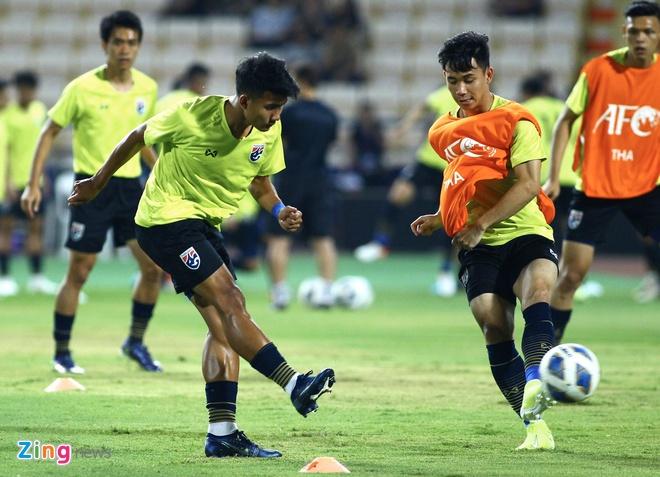 truc tiep U23 THAI Lan vs Bahrain anh 10