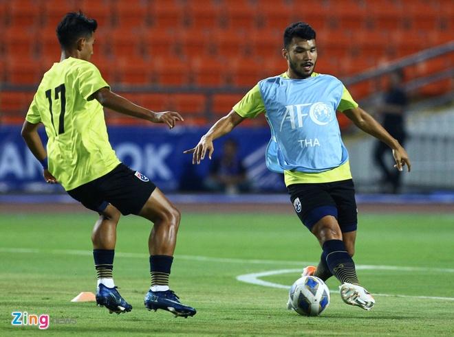 truc tiep U23 THAI Lan vs Bahrain anh 9
