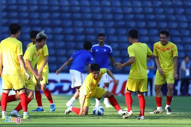 U23 Viet Nam hoa UAE o tran ra quan giai chau A hinh anh 20 6_zing_1_.jpg