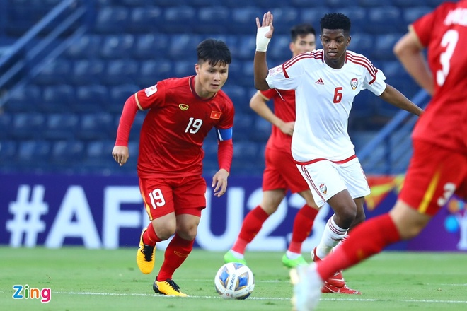 U23 Viet Nam hoa UAE o tran ra quan giai chau A hinh anh 33 8_zing_4_.jpg