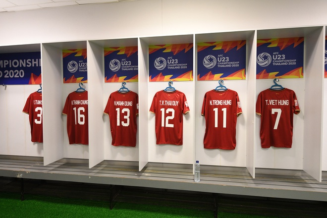 U23 Viet Nam hoa UAE o tran ra quan giai chau A hinh anh 12 AFC_U_23_CHAMPIONSHIP_2020_Pre_Match_Activity.jpg
