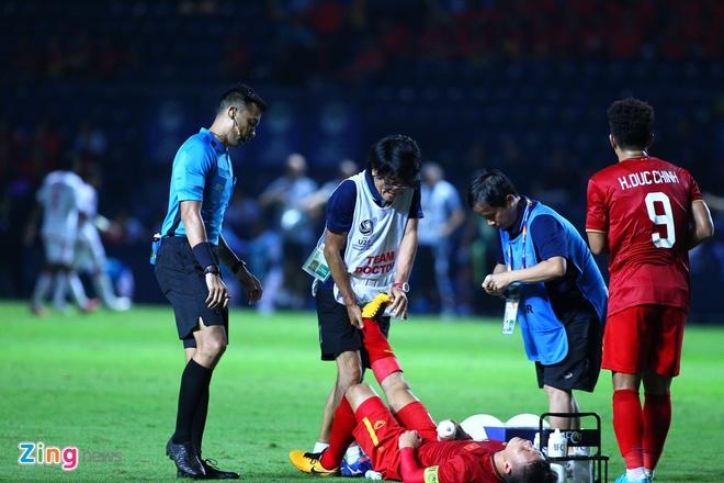 U23 Viet Nam hoa UAE o tran ra quan giai chau A hinh anh 46 quan_zing.jpg