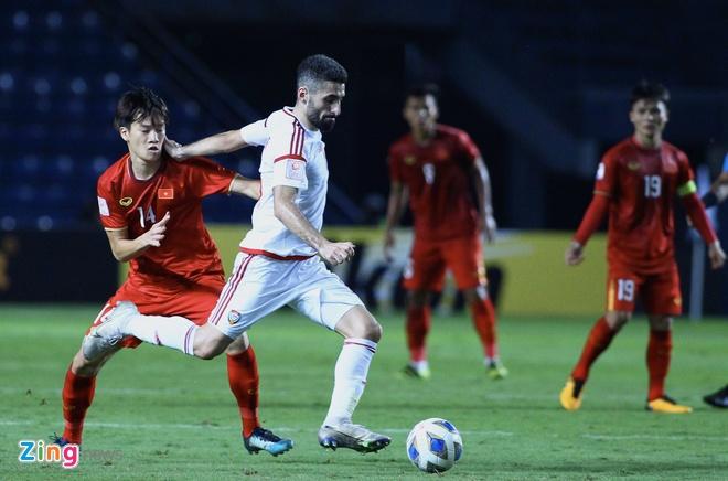 U23 Viet Nam hoa UAE o tran ra quan giai chau A hinh anh 44 z5_zing_2_.jpg