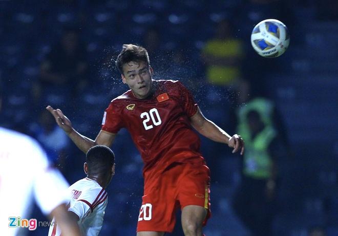 U23 Viet Nam hoa UAE o tran ra quan giai chau A hinh anh 48 z6_zing.jpg