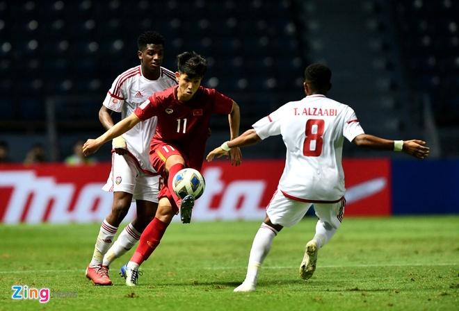 U23 Viet Nam hoa UAE o tran ra quan giai chau A hinh anh 49 z7_zing_1_.jpg