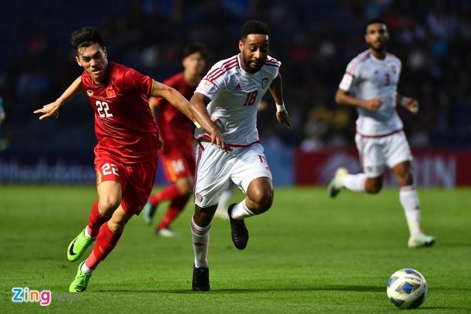 U23 Viet Nam hoa UAE o tran ra quan giai chau A hinh anh 36 z_zing_2_.jpg