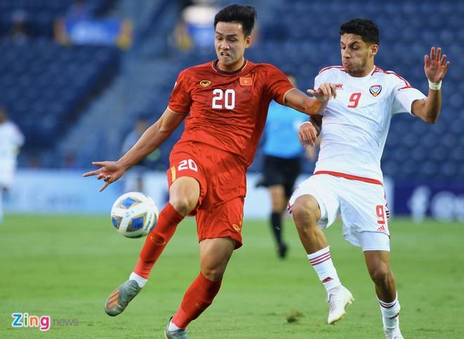 U23 Viet Nam hoa UAE o tran ra quan giai chau A hinh anh 37 z_zing_4_.jpg