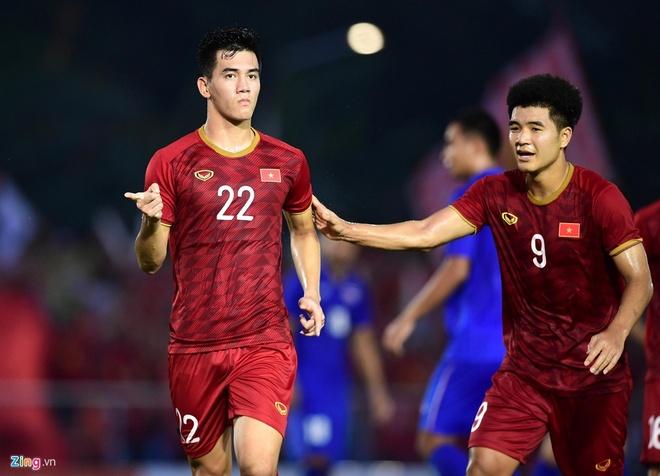 U23 Viet Nam hoa UAE o tran ra quan giai chau A hinh anh 5 zv.jpg