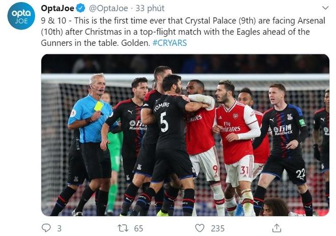 truc tiep Crystal Palace vs Arsenal anh 8