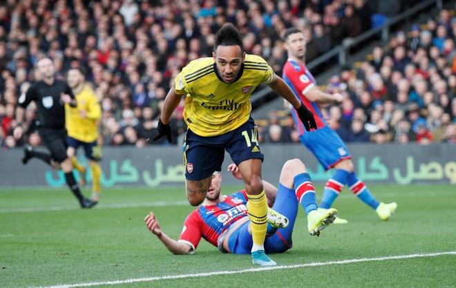 truc tiep Crystal Palace vs Arsenal anh 1