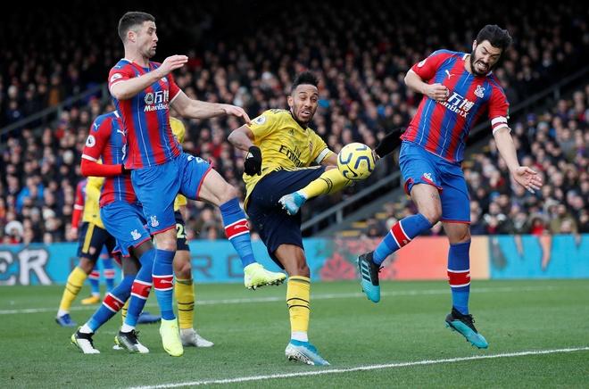 truc tiep Crystal Palace vs Arsenal anh 14