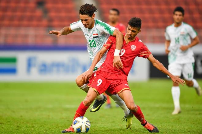U23 Bahrain 2-2 Iraq: Bat ngo tai san Thammasat hinh anh 11 AFC_U_23_CHAMPIONSHIP_2020_Match.jpg