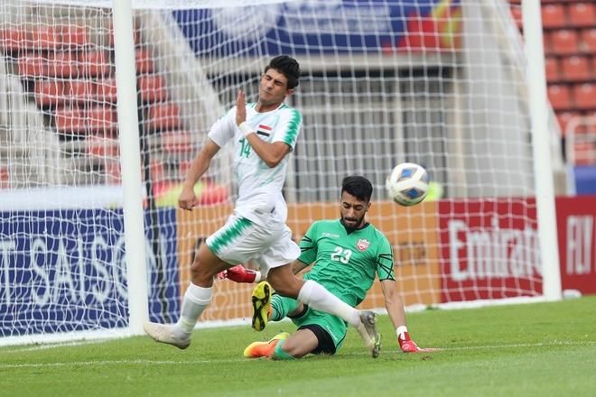 U23 Bahrain 2-2 Iraq: Bat ngo tai san Thammasat hinh anh 7 AFC_U_23_CHAMPIONSHIP_2020_Match_1_.jpg