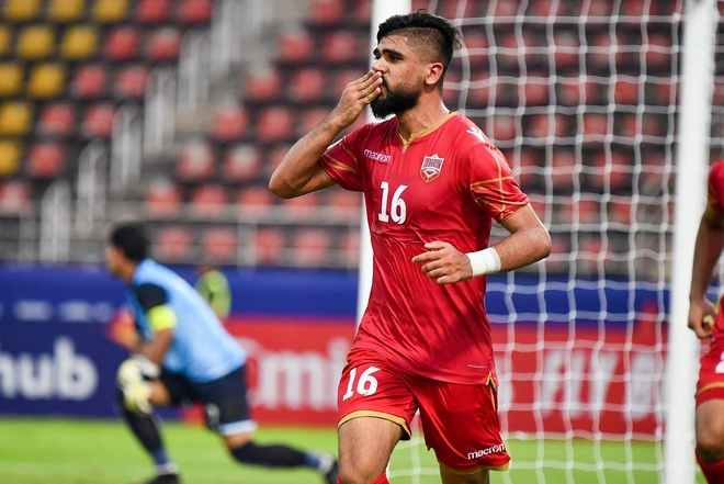 U23 Bahrain 2-2 Iraq: Bat ngo tai san Thammasat hinh anh 1 AFC_U_23_CHAMPIONSHIP_2020_Match_3_.jpg