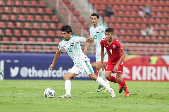 U23 Bahrain 2-2 Iraq: Bat ngo tai san Thammasat hinh anh 2 AFC_U_23_CHAMPIONSHIP_2020_Match_5_.jpg