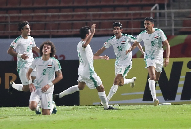 U23 Bahrain 2-2 Iraq: Bat ngo tai san Thammasat hinh anh 12 AFC_U_23_CHAMPIONSHIP_2020_Match_6_.jpg