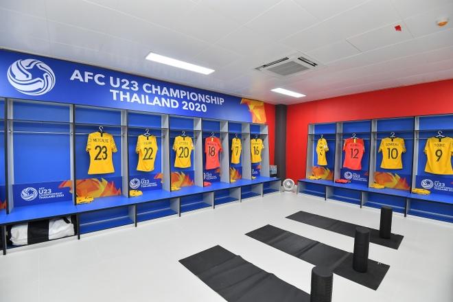 U23 Thai Lan thua nguoc Australia 1-2 hinh anh 11 AFC_U_23_CHAMPIONSHIP_2020_Pre_Match_1__1.jpg