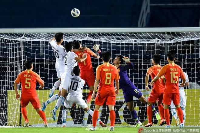 Thua Uzbekistan 0-2, U23 Trung Quoc bi loai khoi giai chau A hinh anh 11 12_1.jpg