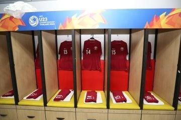 truc tiep U23 Qatar vs Saudi Arabia anh 9