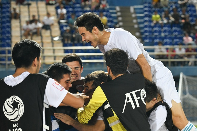 Thua Uzbekistan 0-2, U23 Trung Quoc bi loai khoi giai chau A hinh anh 15 AFC_U_23_CHAMPIONSHIP_2020_Match_12_.jpg