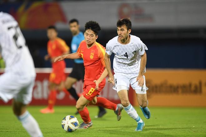 Thua Uzbekistan 0-2, U23 Trung Quoc bi loai khoi giai chau A hinh anh 9 AFC_U_23_CHAMPIONSHIP_2020_Match_5_.jpg