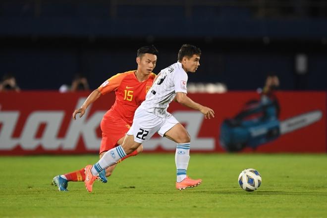 Thua Uzbekistan 0-2, U23 Trung Quoc bi loai khoi giai chau A hinh anh 10 AFC_U_23_CHAMPIONSHIP_2020_Match_6_.jpg