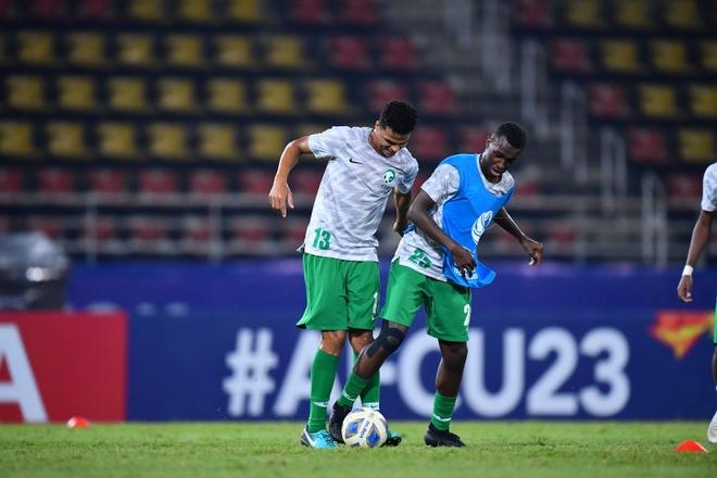U23 Saudi Arabia va Syria dat tay nhau vao tu ket hinh anh 4 AFC_U_23_CHAMPIONSHIP_2020_Pre_Match_1__2.jpg