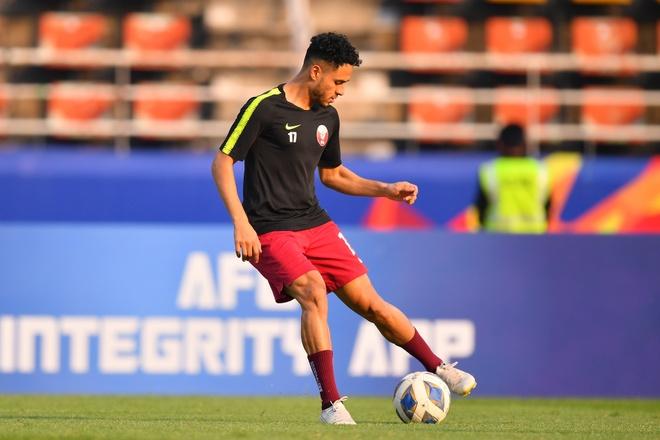 truc tiep U23 Qatar vs Saudi Arabia anh 14
