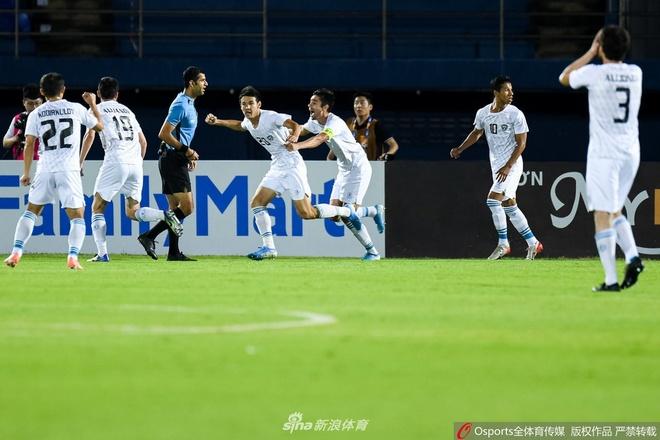 Thua Uzbekistan 0-2, U23 Trung Quoc bi loai khoi giai chau A hinh anh 8 AFFC.jpg