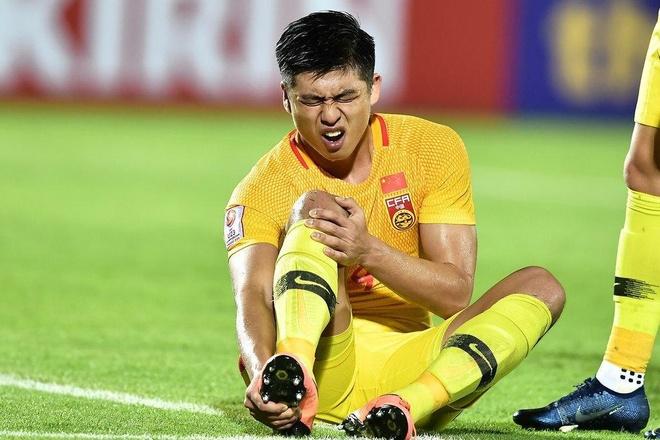 Thua Uzbekistan 0-2, U23 Trung Quoc bi loai khoi giai chau A hinh anh 5 zhang1.jpg