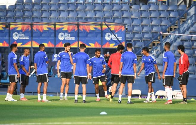 Truc tiep U23 UAE vs Trieu Tien anh 3