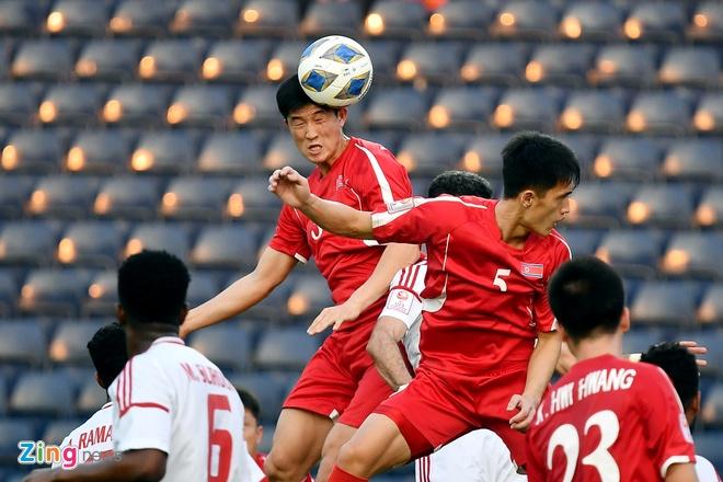 Truc tiep U23 UAE vs Trieu Tien anh 6