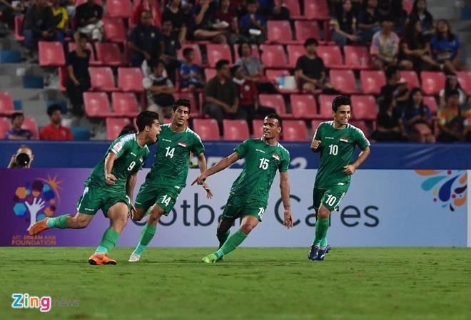 U23 Thai Lan gianh ve vao tu ket giai chau A hinh anh 2 5_zing_5_.jpg