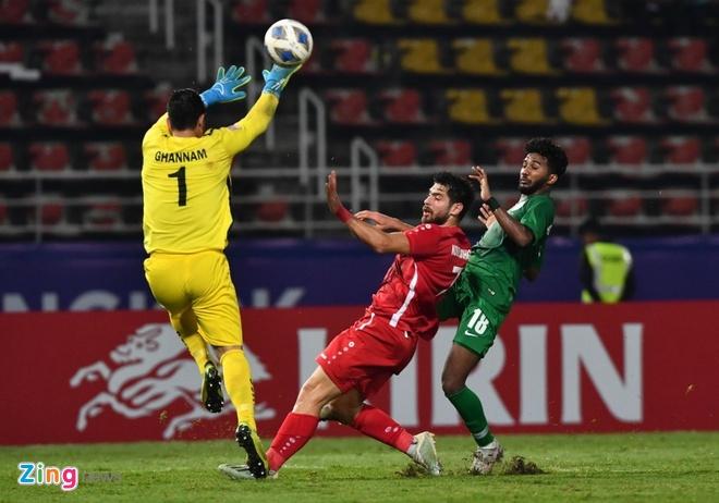 U23 Saudi Arabia va Syria dat tay nhau vao tu ket hinh anh 8 14_zing_2.jpg
