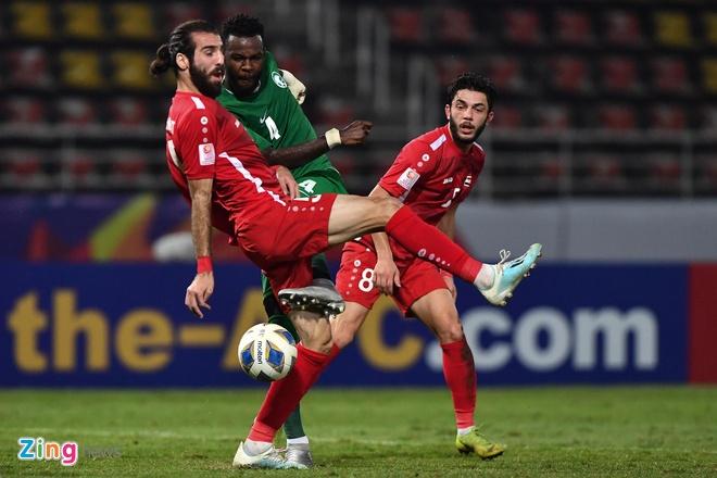 U23 Saudi Arabia va Syria dat tay nhau vao tu ket hinh anh 12 15_zing_2.jpg