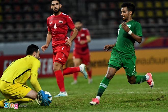 U23 Saudi Arabia va Syria dat tay nhau vao tu ket hinh anh 11 16_zing_1.jpg