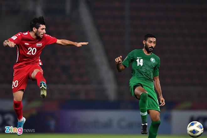 U23 Saudi Arabia va Syria dat tay nhau vao tu ket hinh anh 10 17_zing_2.jpg