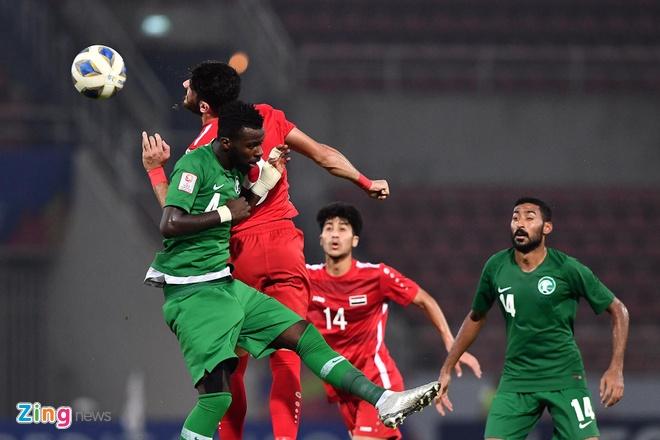 U23 Saudi Arabia va Syria dat tay nhau vao tu ket hinh anh 13 22_zing_1.jpg