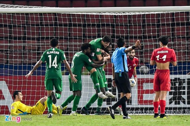 U23 Saudi Arabia va Syria dat tay nhau vao tu ket hinh anh 15 24_zing_1.jpg