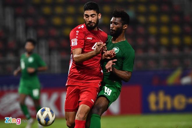 U23 Saudi Arabia va Syria dat tay nhau vao tu ket hinh anh 6 2_zing_1.jpg
