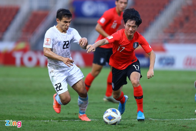 truc tiep U23 Han Quoc vs Uzbekistan anh 20