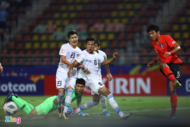 truc tiep U23 Han Quoc vs Uzbekistan anh 24